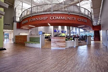Prairie Township Community Center Front Desk